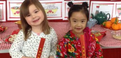 Children at Cherry Burton Pre-school have been celebrating Chinese New Year this week with an array of exciting activities, including a sumptuous Chinese Banquet full of traditional Chinese food