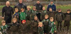 Becky Thorogood sent in these great photos showing members of Beverley RUFC following a training session held at the club.