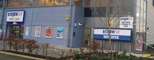 Screwfix to Open Beverley Trade Counter On Swinemoor Industrial Estate