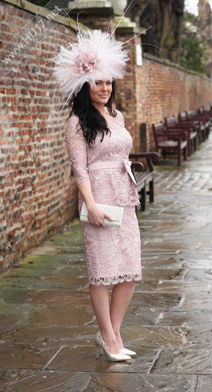 New Carla Ruiz Wedding Outfit size 8 £225.00 Bespoke Fascinator £195.00