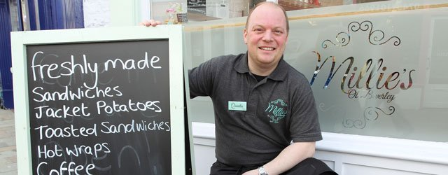 New Business Millie's Of Beverley Opens On Toll Gavel