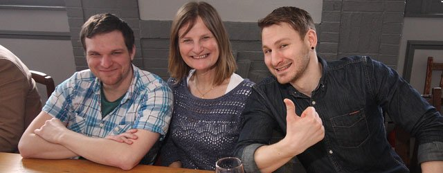OUT & ABOUT : Mother's Day @ The Rose and Crown