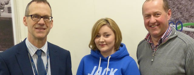Medal For Excellence Award Win For Bishop Burton Student