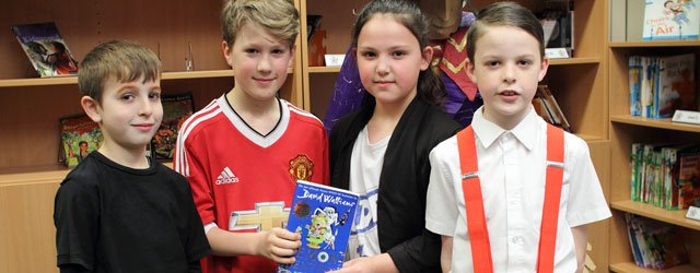 Swinemoor Primary School Celebrate World Book Day