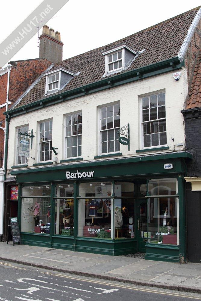 Barbour Store, Beverley