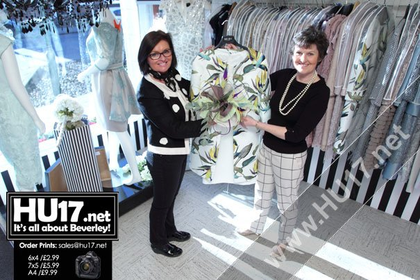 Beverley Dresser Linkup With Local Fashion Designers