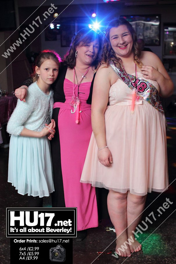 OUT & ABOUT : Jade Anderson's 18th @ Beaver Park