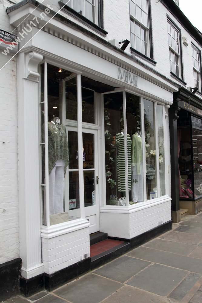 Mimi Boutique 45 North Bar Within, Beverley HU17 8AP | 01482 861116