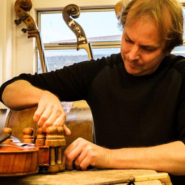 Beverley Violin Maker To Open Workshop To Public