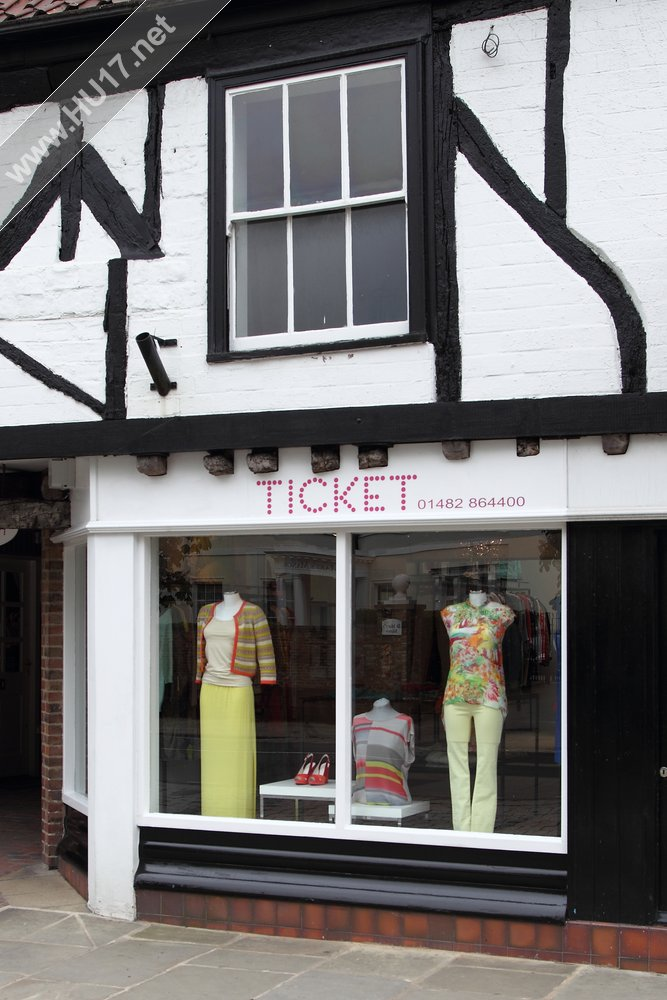 Ticket St Marys Court, North Bar Within, Beverley HU17 8DG ‎| 01482 864400