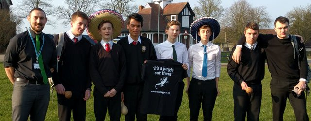 Beverley Grammar School Pupils Head To Costa Rica