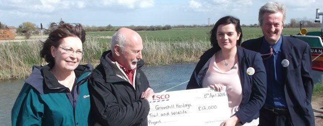 Tesco Plastic Bags Help Beverley Community Groups Take A Share Of £11.7m