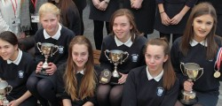 Beverley High School have enjoyed a long successful time in entering and winning the Spelling Bee competition that challenges students to learn a foreign language.