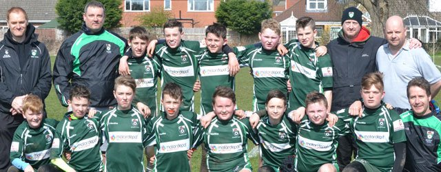Beavers Youngsters Win Away At Grimsby