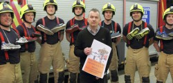A group Beverley firefighters  are set to run the Beverley 10k as they look to help local man Lance Gordon raise money needed to pay for medical treatment.