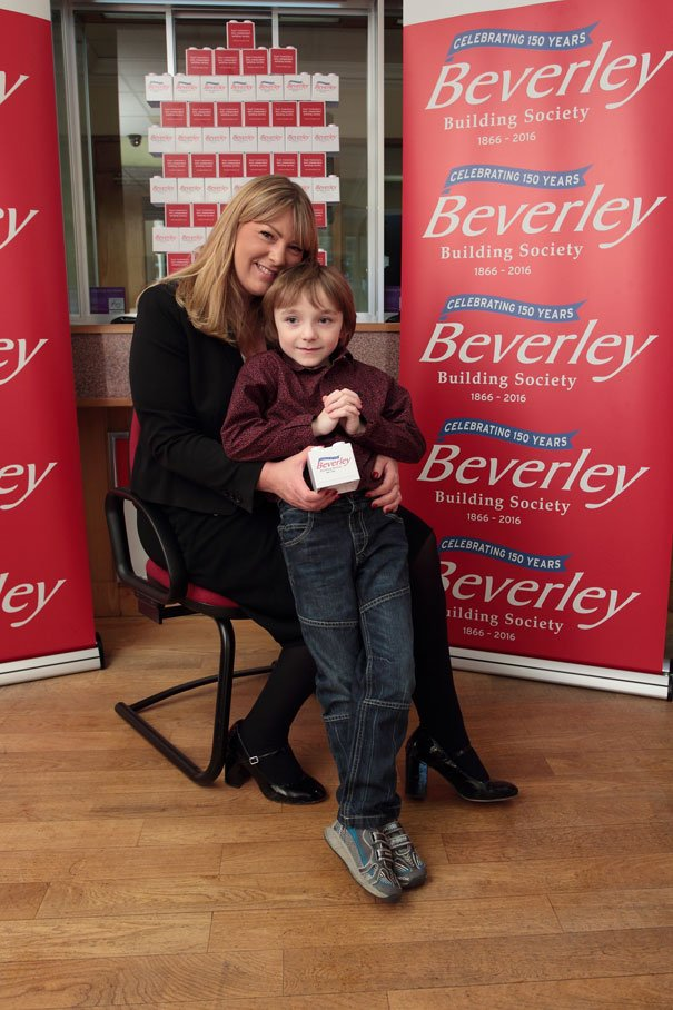 Beverley Building Society's Charity Events For Action Duchenne