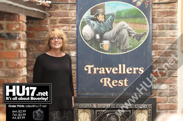 Travellers Rest Awarded Premises Licence As Business Thrives