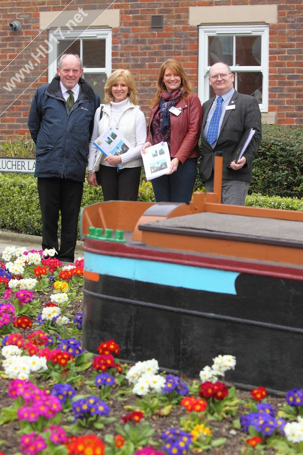 Beverley Welcomes Judges From Yorkshire in Bloom