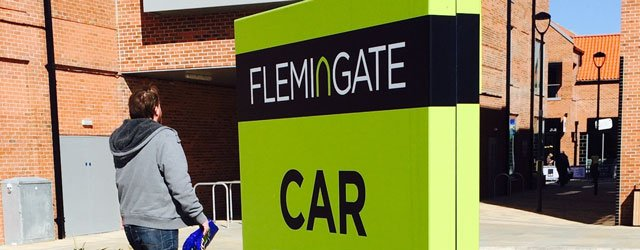 Flemingate Introduces New Parking Charges