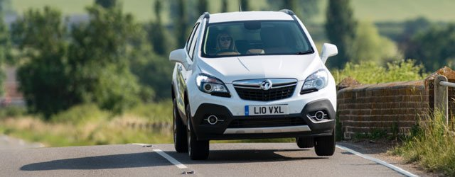 The Vauxhall Mokka Has Room For All Of Life's Essentials