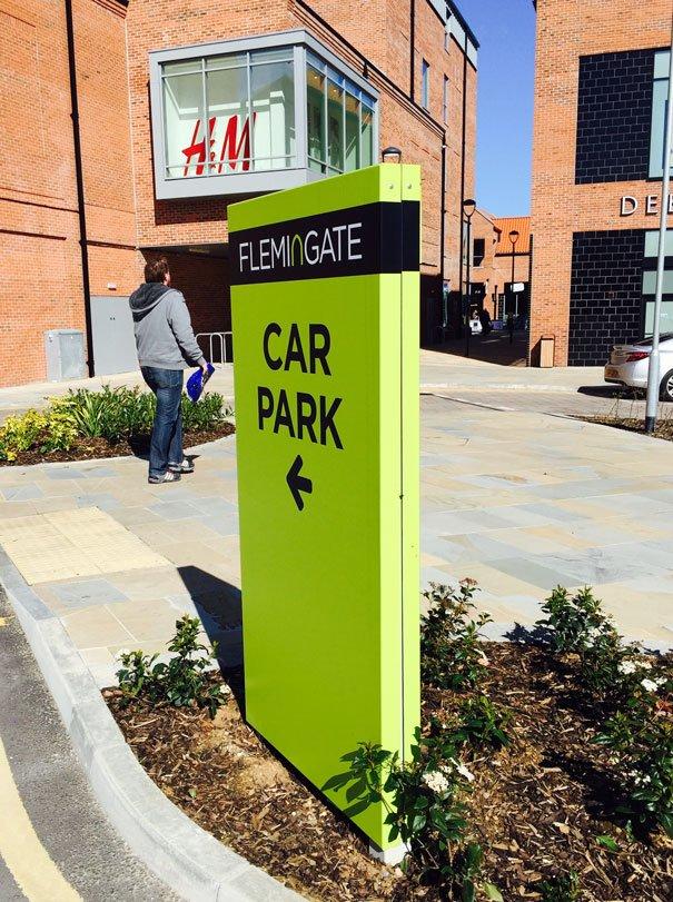 Flemingate Introduces New Parking Charges