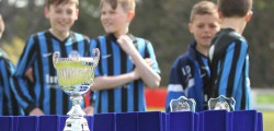 Beverley Whitestar are the holders of the Hull Boys Sunday League Plate Competition after they beat Hessle Rangers in the final.