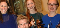Beverley & East Riding Early Music Festival (Friday 27 – Monday 30 May 2016) spans seven centuries of European music with a series of concerts celebrating the Virgin Mary