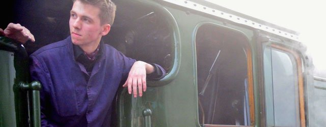 Beverley Grammar School Pupil Fires The Flying Scotsman