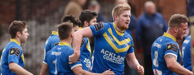 Blue & Golds Beat Hull Wyke Two Earn Two Valuable Points
