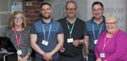 Dove House Hospice Men's Shop in Beverley has reopened following a two week refit that has seen them open up the space create a Workshop themed store.