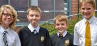 Beverley Grammar School Boys Finalists in UK Team Maths Challenge Trophy