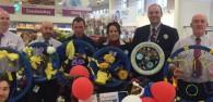 Tesco Prize Draw Raises Hundreds For Charity