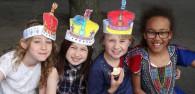 GALLERY : St Nicholas School Celebrate The Queen's 90th Birthday