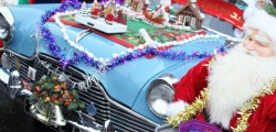 Secretary of the East Yorkshire Thoroughbred Car Club Bill Barratt says the relocation of his club members at this year's Beverley Festival of Christmas is purely a commercial one.