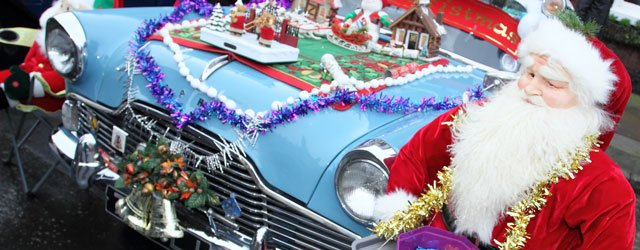 Classic Car Club Forced To Relocate Display By Council