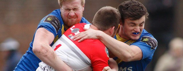 The blue and golds will play York Acorn 'A', in their biggest game for many years in the 40/20 cup final, this Friday evening at Elmpark Way Heworth ARLFC in York YO31 1DX.