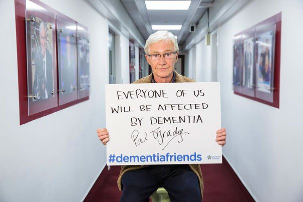 Dementia Friends - Change The Way You View The Condition