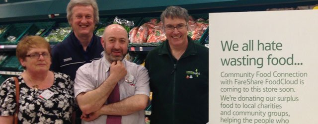 Tesco's Launches Donation Scheme As They Look To Tackle Food Waste