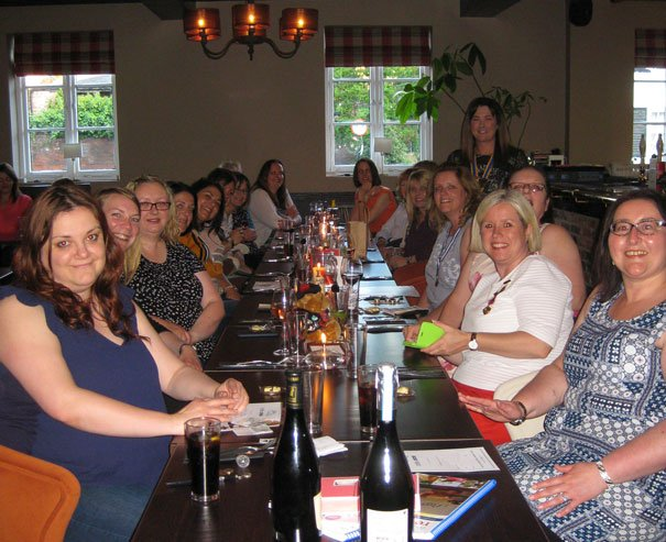 All Change At The Beverley Ladies Circle