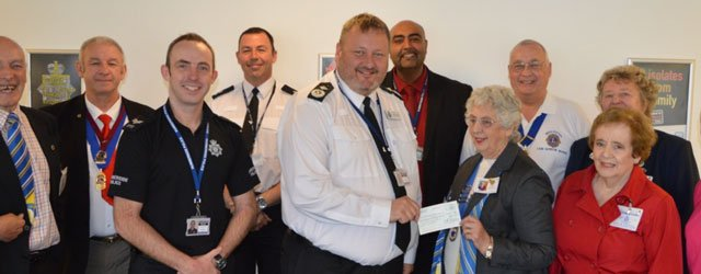 Lions Clubs Raise Money To Support The Police Youth Engagement Initiative