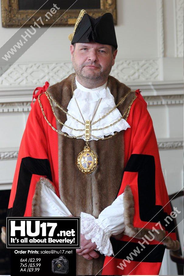 Robert Begnett Elected as New Mayor of Beverley