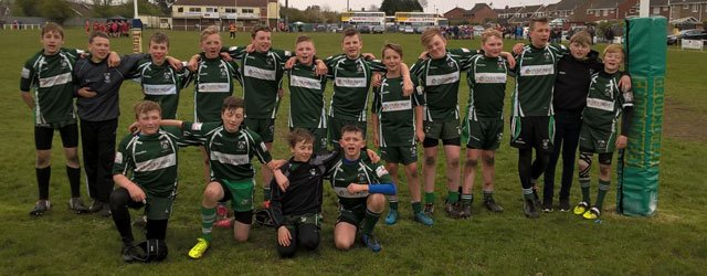 Beavers Youngsters End Season With Silverware