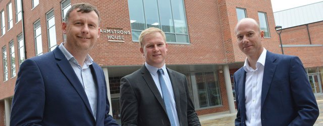 Staff Give Green Light For Company's Move To Beverley's First Grade A Offices