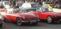 Massive Crowds Enjoy The Beverley Classic Car Show