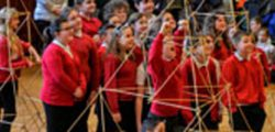 Recently Beverley Grammar School has hosted two events for local primary schools to prepare the Year 6 students for the transition into secondary education.