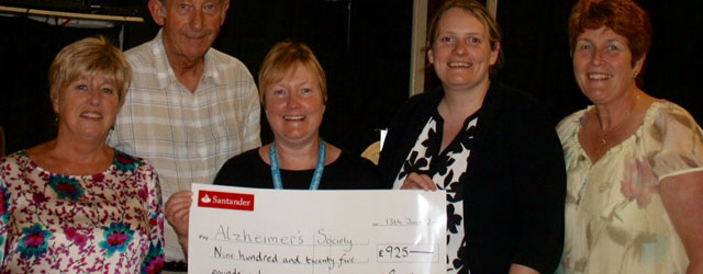 Armstrong Social Club Events Benefit Local Charity