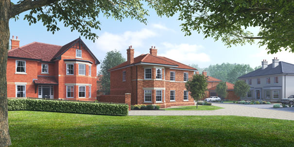 Peter Ward Homes Reveal Plans For Old College Development In Beverley