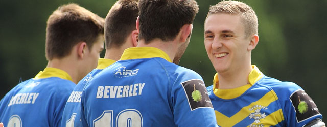 Blue & Golds Beat Illingworth To Go Third In The Table