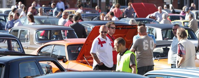 Beverley Classic Car Show : An Event For All The Family