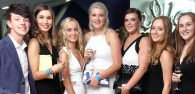 Pictures from the Longcroft School Sixth Form Prom that was held at the The Deep in Hull.